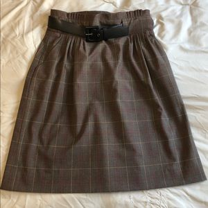 Etcetera Skirts - Etcetera Plaid skirt